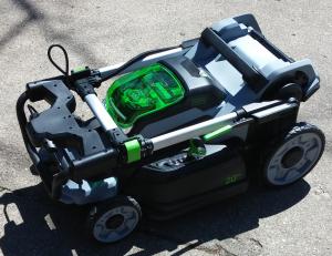 Ego Electric Lawn Mower - Moxiemen, inc.